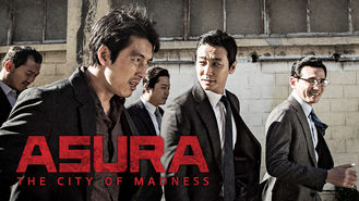 Netflix box art for Asura: The City of Madness